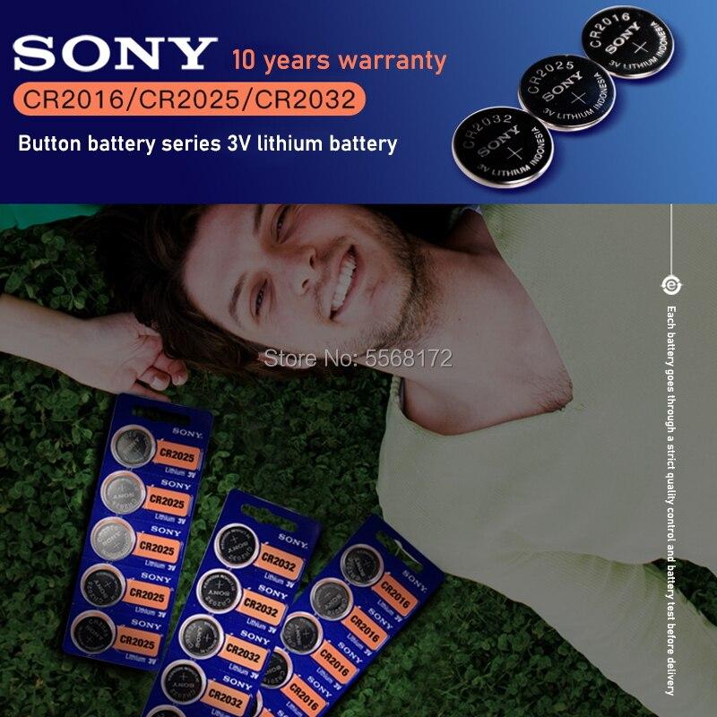 Bateria de célula de botão