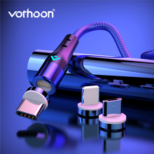 Vothoon Magnetic Cable Fast charging Micro USB Type
