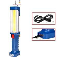 1000lm cob xpe Светодиодный точечный светильник ручной флэш