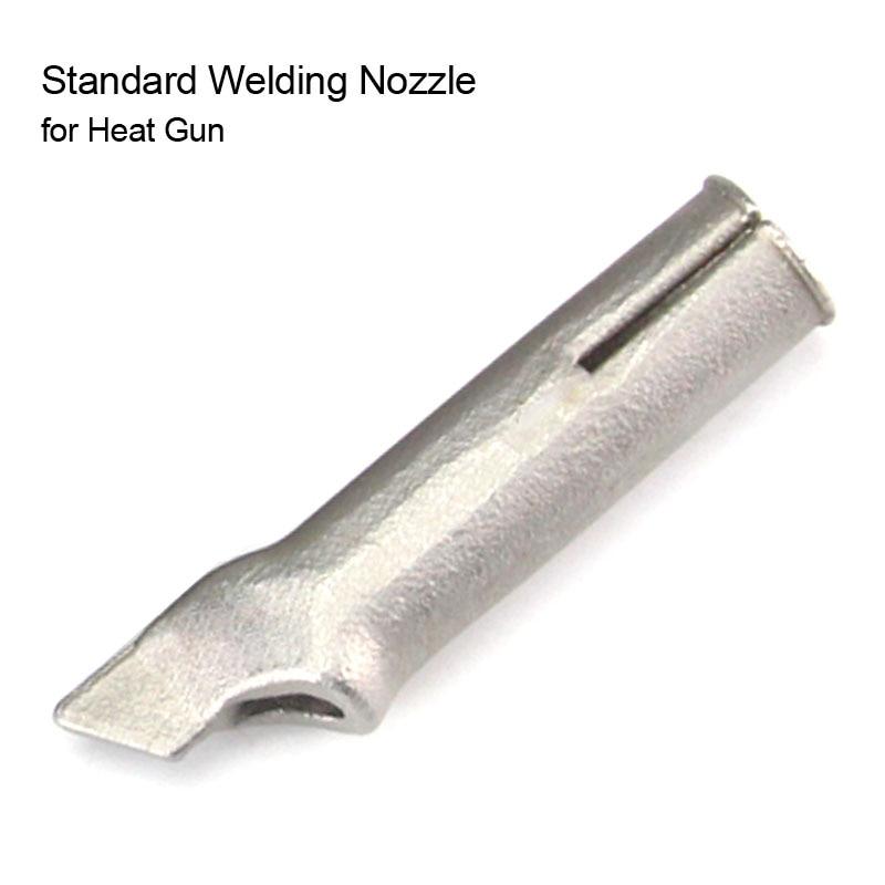 Hot Air Soldering Nozzle Standard Nozzle For Soldering Plastic Heat Gun Spead Welding Tips Vinyl Pvc Plastic Wholesale Retail