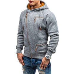 Covrlge Hoodies Men Autumn Casual 6
