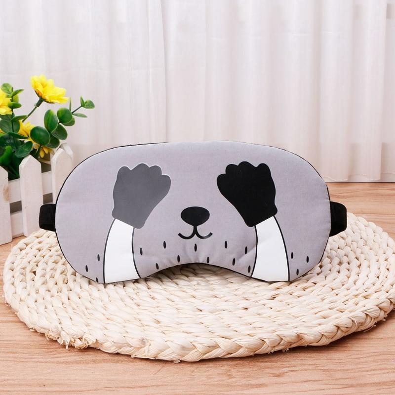 Купить мягкая маска первой помощи для глаз сна и отдыха путешествий