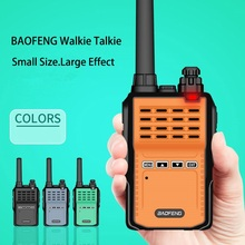 цена на BAOFENG BF-E90 16 Channels 400-470MHz 1-5KM Portable Walkie Talkie Communicator Radio Station Intercom Fashion Two Way Radio