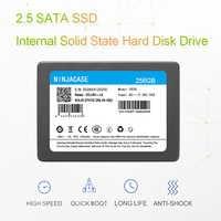 """NINJACASE SSD 32GB 60GB 240GB 120GB 480GB 960GB 1TB SSD 2,5 Festplatte disk Disc Solid State Festplatten 2,5 """"Interne SSD128GB 256GB"""