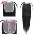 HD прозрачный парики из натуральных волос на кружевной застежка только 4X1 дюймов, с подсветкой Bresilienne Cheveux Humain бразильские Прямые Человечески...