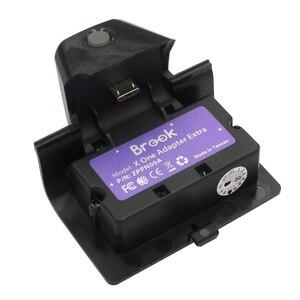 Image 4 - Brook X jeden Adapter dodatkowy na kontroler do Xbox One bezprzewodowo do przełącznika na PS4/Xbox one/obsługa komputera PC funkcja Turbo i Remap
