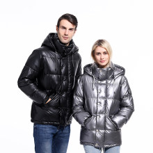 Winter Jacket Men Thick Warm Parkas Casual Long Outwear Fur Hooded Collar Jackets Men Winter Coat Parka Big Size For Couple(China)
