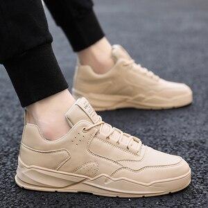 Image 2 - Sapatos casuais para homens sapatos casuais para caminhada sapatos masculinos confortáveis tênis de marca ao ar livre sapatos de lazer zapatillas hombre