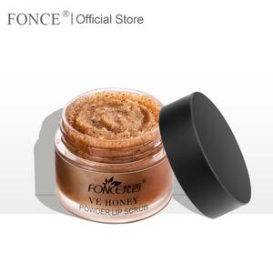 Fonce VE Honey Powder Lip Scru