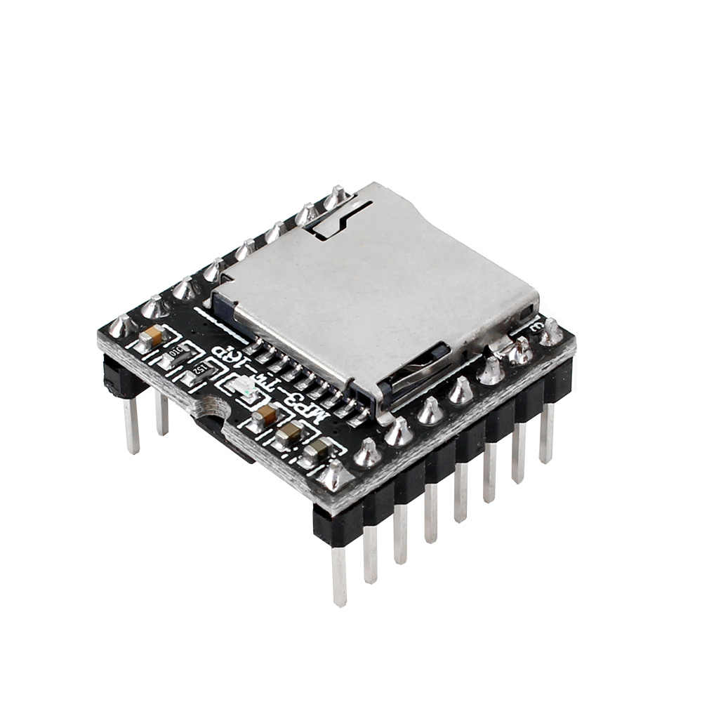 TF Karte U Disk Mini MP3 DFPlayer Audio Voice Modul Board Für Arduino DFPlay Großhandel Player