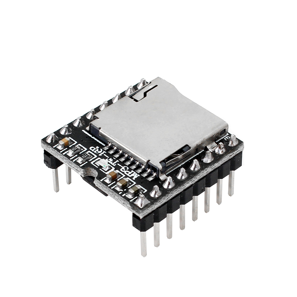TF Card U Disk Mini MP3 DFPlayer Audio Voice Module Board For Arduino DFPlay Wholesale Player