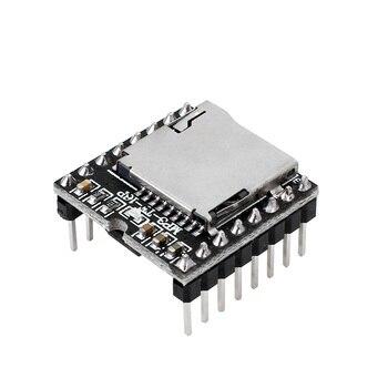 TF Card U Disk Mini MP3 DFPlayer module, Audio Voice Module Board,decode MP3, WAV, WMAs,For Arduino DFPlay Wholesale Player