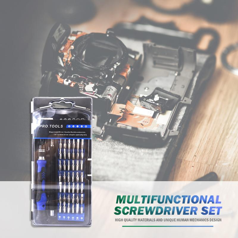 High Quality Durable Multi-function Precision Screwdriver Sets Mobile Phone Repairing Disassembly Maintenance Tool Kits