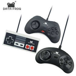 3 Pcs Wired USB Joystick  USB PC Gamepad Gaming  Controller Game Joypad For PC Computer Laptop Gift Free Shipping