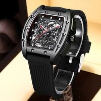 AILANG-reloj mecánico para hombre, de marca, de lujo, automático, clásico, de moda, resistente al agua, nuevo, 2021