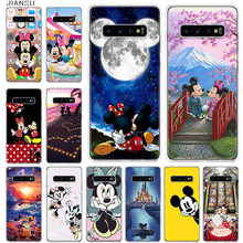 Mickeys Mouse Cartoon Design Case For Samsung S8 Plus S9 S10 Cover For Samsung Note 8 9 10 Pro Coque Phone J6 Plus J8 2018 Shell(China)