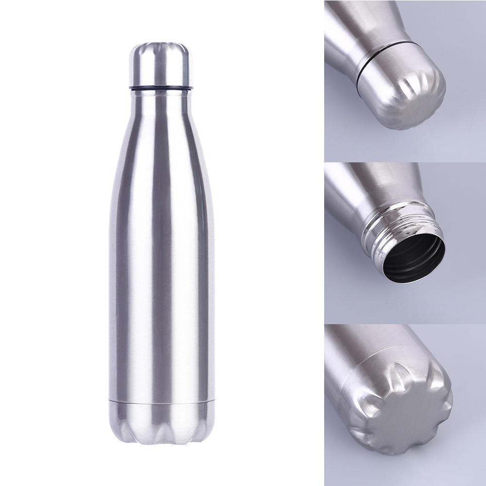 Water Bottle / Stainless Steel Bottle / Cups And Mugs / Travel Cup /Outdoor Portable