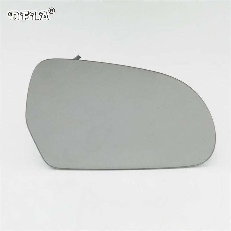 RIGHT DRIVER SIDE MIRROR GLASS FOR VOLKSWAGEN BEETLE 2000-2011