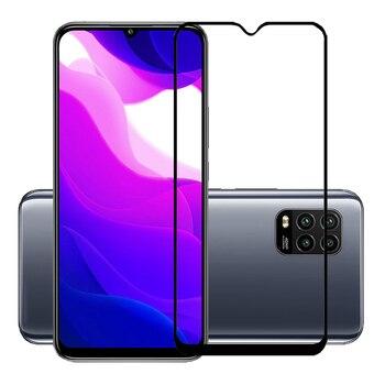 75 Pcs/Lot 2.5D Premium Tempered Glass for Xiaomi Mi 10 Lite Full Cover Screen Protector Protective Film for Xiaomi Mi 10 Lite