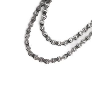 Image 4 - Erkek anahtarlık Jean Biker cüzdan zincirler gümüş Metal menteşe kemeri kaya Hip Hop sokak Punk kaplama perçin pantolon zincirleri DR82