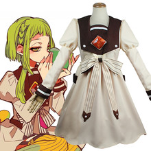 Anime Jibaku Shounen Hanako kun Nanamine Sakura Cosplay Kostüm Wc gebunden Hanako kun Cosplay Kleid Halloween Party Kostüm(China)