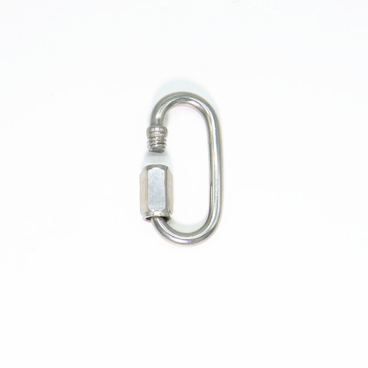 Universal String Clip Buttons Connection Stainles Steel Nut Buckle Insurance Connection Connection Buckle Not Retractable Buckle