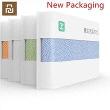 Youpin atualizado zsh polyegiene antibacterial toalha jovem série 100% toalhas de algodão 5 cor absorvente banho rosto toalha de mão h30