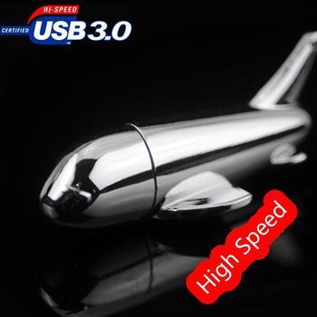 USB 3.0 Airplane Flash Drive 128GB 512GB Aircraft Plane Pendrive 3.0 1TB Flash Memory Stick Card Disk On Key 16GB 32GB 64GB Gift