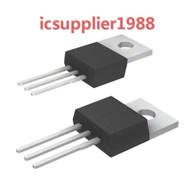 10pcs/lot KA7905TU KA7905 Voltage Regulator; Linear, Fixed; -5V; 1A; TO220; THT