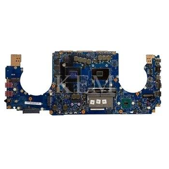 Akemy GL502VML For ASUS ROG GL502VS GL502VSK GL502V GL502 Laotop Mainboard GL502VS Motherboard W/ I5-7300HQ GTX1060/3GB/8GB RAM