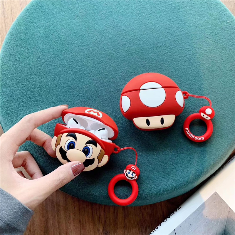 Cute 3D Silicone Case for AirPods Pro 190