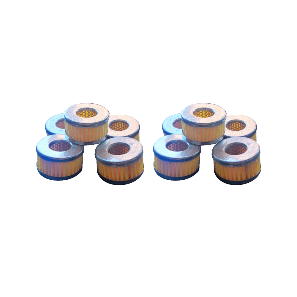 10pcs/lot LPG CNG Car Autogas Filter For TOMASETTO Gearbox Reducer Multi-point Sequential Injection System