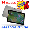 K40 Cheap Tablet 10.1 Inch 4G Tablet Android 10 Cores MT6797 Gaming 13MP Camera Kids Tablet GPS 6000mAH 14 Hours Life Dual WIFI