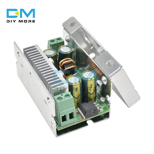 Image 1 - 200 ワット 15A 8 60v調整可能なDC DC降圧コンバータモジュール 12v 24v 48vに 5v電圧レギュレータ電源トランス