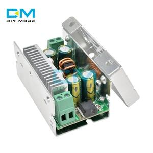 Image 1 - 200W 15A 8 60V Adjustable DC DC Step Down Buck Converter Module 12V 24V 48V to 5V Voltage Regulator Power Supply Transformer