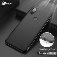 GKK Rutsche Fall für Xiaomi Mi Mix 3 Fall 360 Volle Schutz 2 in 1 Schlank Matte Anti-knock & beweis Zurück Abdeckung für mix 3 Coque Fundas