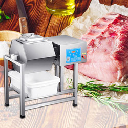 220V vacuum pickling commercial pickling machine pickles machine intelligent two-way meat machine rolling machine