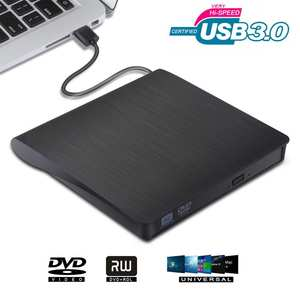 Burner Writer Drive Optical-Player Laptop Cd Dvd Windows External Portable Imac Desktop