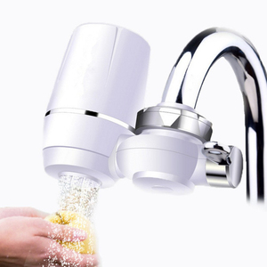 Tap Water Purifier Carbon Water Faucet Filter Filtration Replacement Filter for Kitchen Bathroom Sink