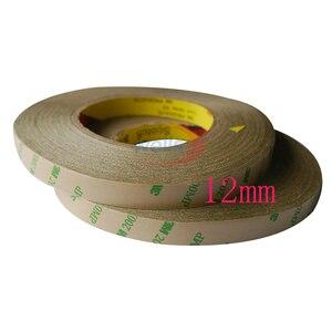 Image 4 - Rouleau de 50M, ruban adhésif Double face, 8mm, 10mm, 12mm, pour ws2811 3528 et 5050 ampoules Led