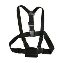 цена на Adjustable Chest Mount Harness Chest Strap Breast Belt for GoPro HD Hero 4 3+ 3 2 1 SJ4000 SJ5000 Camera GP26  GV99