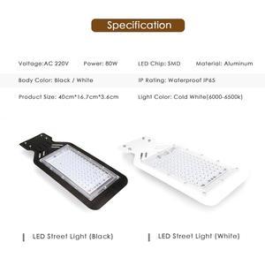 Image 3 - Street Light IP65อุตสาหกรรมLED 80Wแผนที่Yard Granary Square Garden Wall Highway 220V 240V SMD