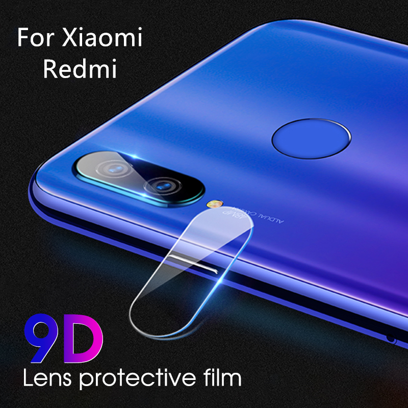 Camera Protective Film for Redmi 6 6A 5X 4A 5 plus Back Lens Protection on xiomi Redmi Note 4X 5 6 7 pro note8 Screen Protector 1