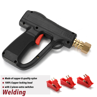 66Pcs/Set Dent Repair Puller Kit Auto Tools Hand Body Spot Machine Mini Welding Machine Car Spotter Fix Clamp Hammer Removal