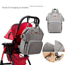Get more info on the Large Diaper Bags Mummy Maternity Nappy Changing Bag Large Baby Travel Backpack Nursing Bag Drop Shipping stroller backpack for mom