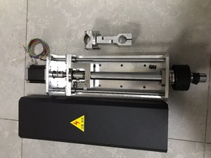Image 3 - 150mm Travel 1250mm/min CNC Flame and Plasma Cutting Lifter Z axis +Standard Clamp+nema23 stepper motor