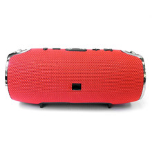 Rechargeable 40W Portable Wireless BT V4.2 Outdoor Stereo Speaker Waterproof with 360 Stereo Sound Speakers for computer