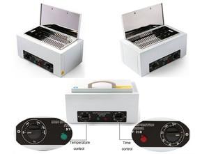 Высокотемпературный Автоклавный стерилизатор для инструментов салон красоты Инструменты для маникюра стерилизационная машина для домашн...