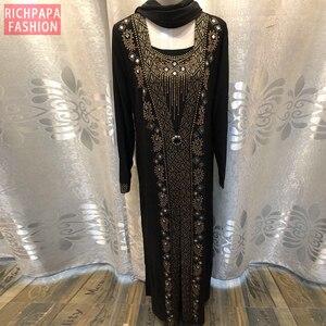 Vestidos Abaya Kaftan Dubai Arabic Muslim Hijab Dress Caftan Marocain Eid Dresses Ramadan Elbise Robe Femme Musulmane Longue