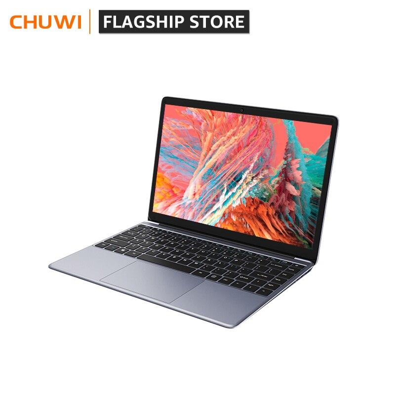 CHUWI HeroBook Pro 14.1Inch Laptop Intel Gemini lake N4020 Dual core 8GB RAM 256GB SSD Windows 10 computer Full Layout Keyboard 1